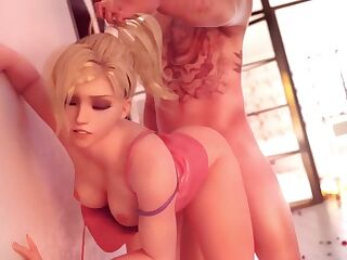 Uncensored Sex Scenes From A Really Hot Porn Game That You Can Play