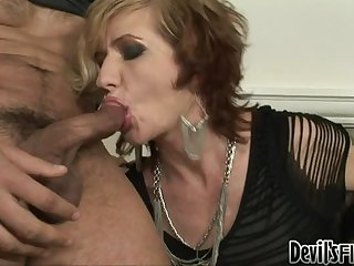 Husband Teaches His Wife How To Suck Another Man's Cock